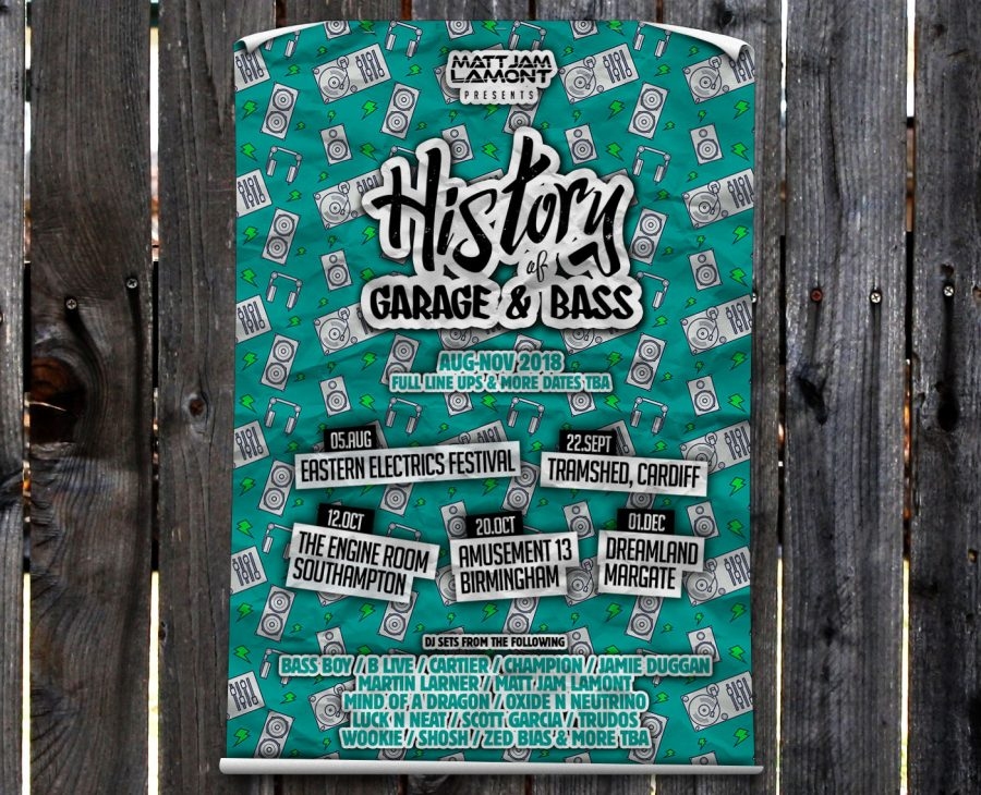 History of Garage & Bass