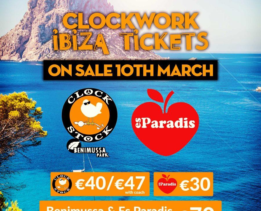 Clockwork Orange Ibiza