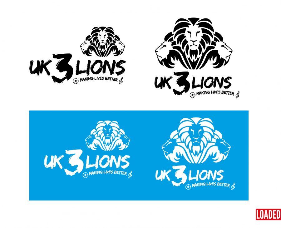 UK 3 Lions