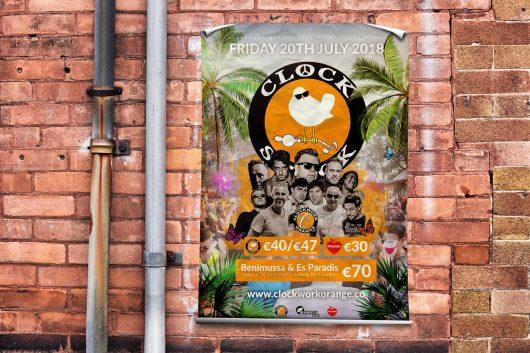 Clockwork Orange Ibiza 2018
