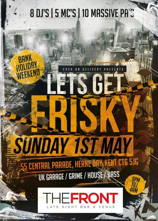 Get Frisky